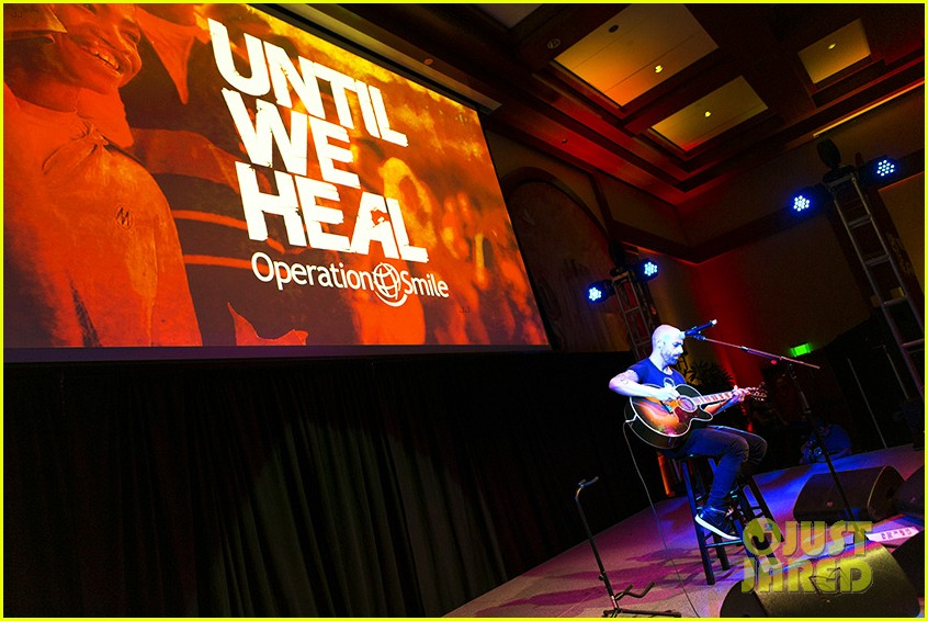 michael trevino operation smile 2016 conference 14