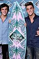bethany mota dolan twins cameron dallas win teen choice awards 17