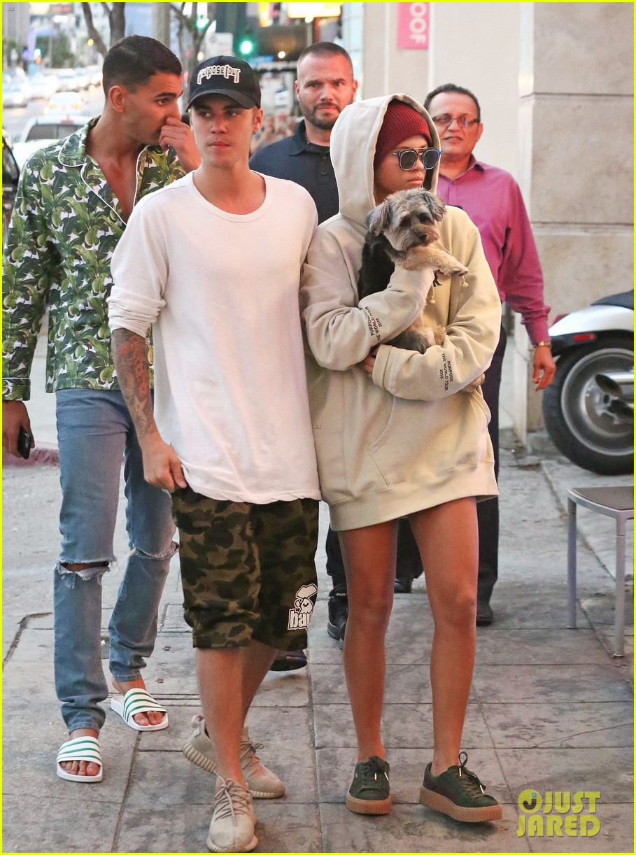 Full Sized Photo Of Justin Bieber Takes Sofia Richie Out After Her