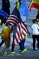 simone biles carries flag at olympics closing ceremony 2016 01