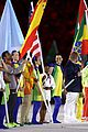 simone biles carries flag at olympics closing ceremony 2016 02