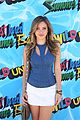 courtney eaton goes swimming with r5 at just jared summer bash 02