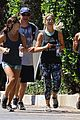 derek hough shirtless julianne move walk canyon 35