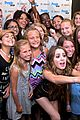 laura marano people now concert flip phone reason 03
