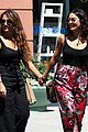 vanessa hudgens has a day out with sister stella 02