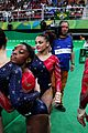 womens gymnastics team dominated qualify round rio olympics 14