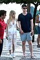 carlson young isom innis cuddle beach rio sightseeing 14