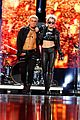 miley cyrus billy idol iheartradio music festival 02