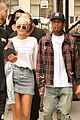 kylie jenner tyga head out day three nyfw 01