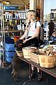 lindsay arnold shopping farmers market husband 12