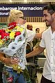 pixie lott almost cries with happiness at brazil airport 62