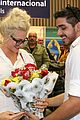 pixie lott almost cries with happiness at brazil airport 65