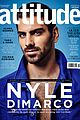 nyle dimarco attitude october issue 01