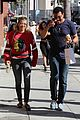sofia richie dad lionel walk talk los angeles 11