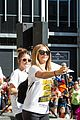 ashley tisdale lucy hale more st jude cancer walk 17
