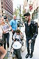 zayn malik fan friendly nyc leather jacket 42