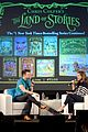 chris colfer talks new book stranger than fanfiction at ew popfest 02
