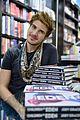 joey graceffa children eden book bestseller list signing 01