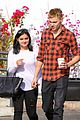 ariel winter levi meaden hold hands confirm relationship 23