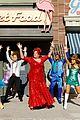hairspray live thanksgiving parade performance 02