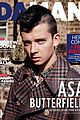 asa butterfield covers da man 02