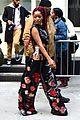 keke palmer leo dicaprio faces pants nyc 05