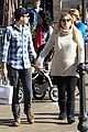 meghan trainor daryl sabara hold hands shopping 08