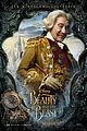 beauty beast character posters movie 06
