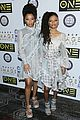 chloe halle marsai martin miles brown sag naacp events 02
