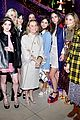 maisie williams zoey deutch miu miu paris fashion week 03