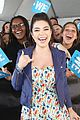 aulii cravalho laurie hernandez we day cali 07