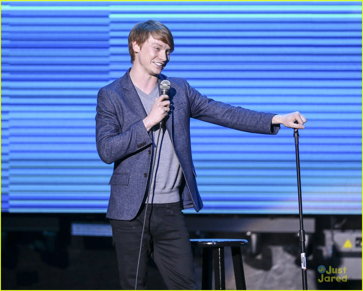 calum worthy keep clean water event 07
