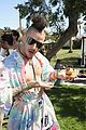 dnce eating habits coachella neon carnival 04