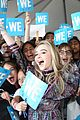 sabrina carpenter we day cali sofia monique jordan more 04