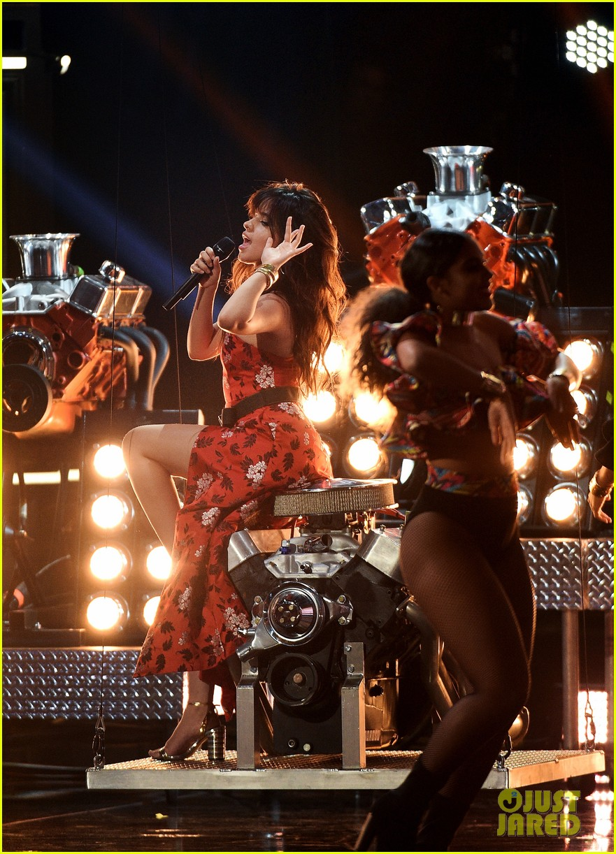 camila cabello is fire at the mtv awards11