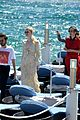 elle fanning out cannes special pjs 17
