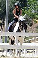 vanessa hudgens enjoys an afternoon of horseback riding01