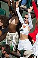bella hadid wears her tennis whites to the french open06