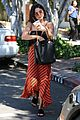 vanessa hudgens cant stop laughing while shopping with friends 03