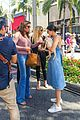 kendall kylie jenner spend fathers day at car show with caitlyn 09