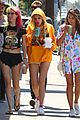 bella thorne grabs lunch with friends in la01