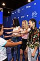 bizaardvark cast d23 expo meet greet fans 04
