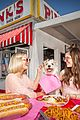 natasha bure bella giannulli hot dog day happy dog 05