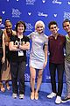 descendants new trailer d23 expo talent pics 14