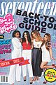 fifth harmony seventeen mag two covers confidence 06