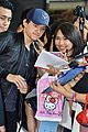 tom holland arrives in tokyo for spiderman promo tour 01