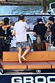 scott disick and sofia richie flaunt pda on a boat with friends2 21