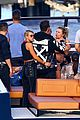 scott disick and sofia richie flaunt pda on a boat with friends2 24