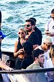 scott disick and sofia richie flaunt pda on a boat with friends2 36