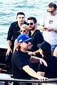 scott disick and sofia richie flaunt pda on a boat with friends2 40